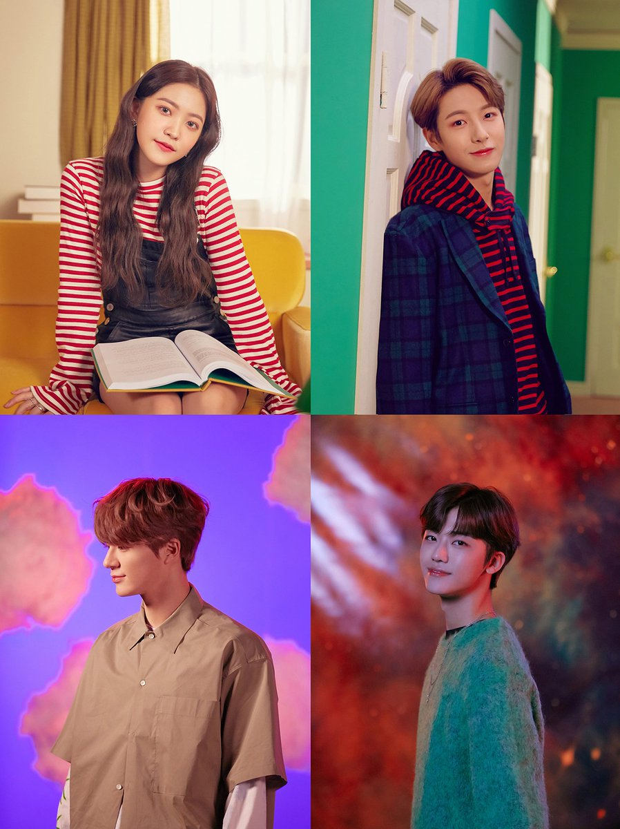 The OST of '#Trolls' will be released via '#STATION' Season 3 at 7PM KST on December 13! Stay tuned for the title track '#HairintheAir' by #YERI, #RENJUN, #JENO, and #JAEMIN, and another track 'Best Day Ever' by HAECHAN, CHENLE, and JISUNG!  #DreamWorksTrolls #드림웍스트롤 #트롤