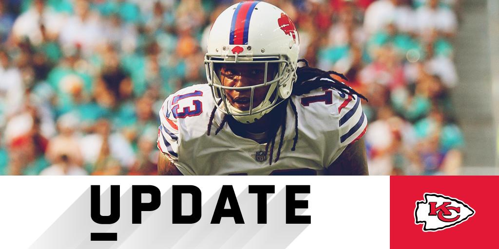 .@Chiefs signing WR @KelvinBenjamin to one-year deal: https://t.co/dXw4neImcC (via @Rapsheet) https://t.co/zxCLII3Vdh