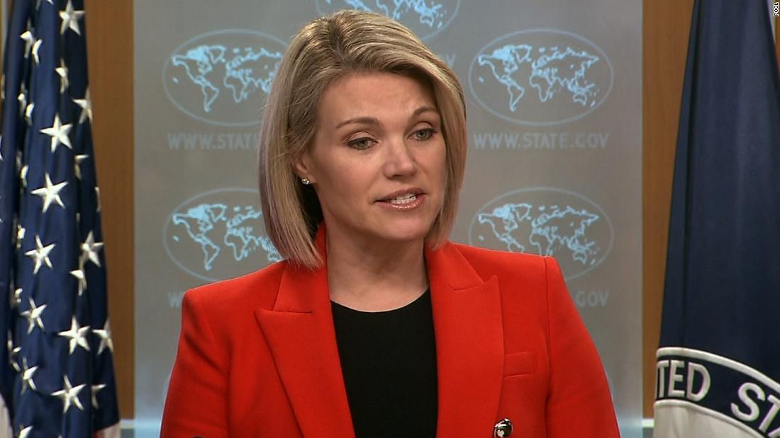 JUST IN: President Trump is expected to name Heather Nauert as the next UN ambassador, sources say https://cnn.it/2RD3w2T