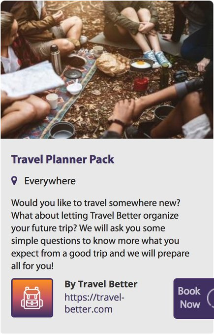 Did you know that Travel Better can plan your next trip? #TravelBetterApp Фото