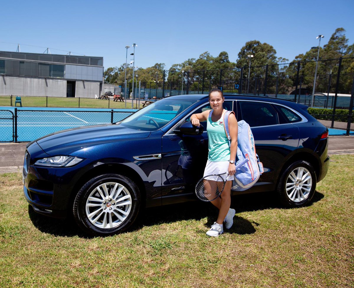 Couldn't be happier to be joining the @JaguarAUS family 🙌🏽 See you at the @hopmancup! #Jaguar #FPACE