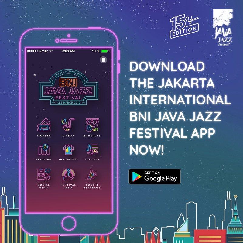Java Jazz Festival on Twitter:
