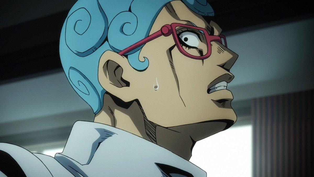 TVアニメ『ジョジョの奇妙な冒険』公式さんの投稿画像