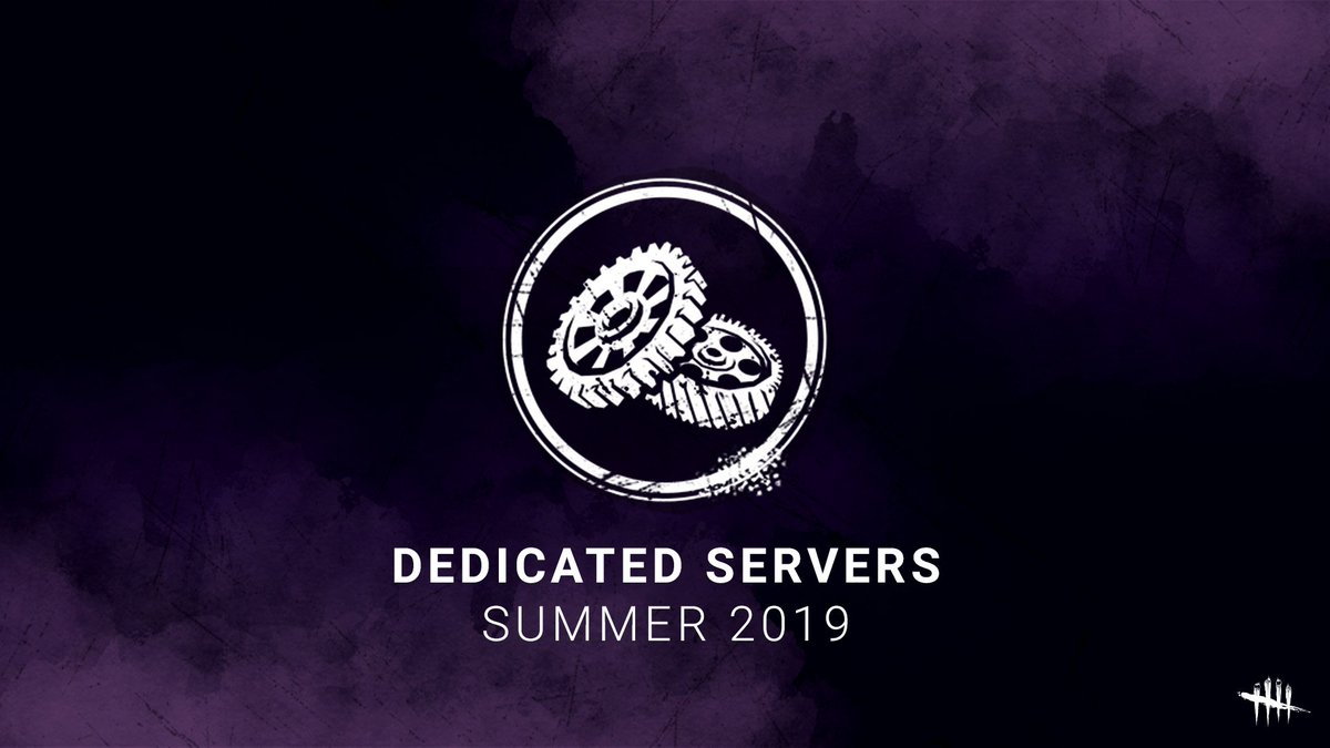 Dedicated Servers are coming to #DeadbyDaylight! More information: bit.ly/2SvGaME