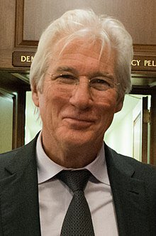 Yeah yeah yeah... we all know Cindy Crawford was hot as shit and ruled the world... but Richard Gere??? Lol