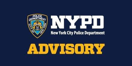 UPDATE: All CLEAR at Columbus Circle, pedestrian traffic is now open. Thank you for your cooperation.