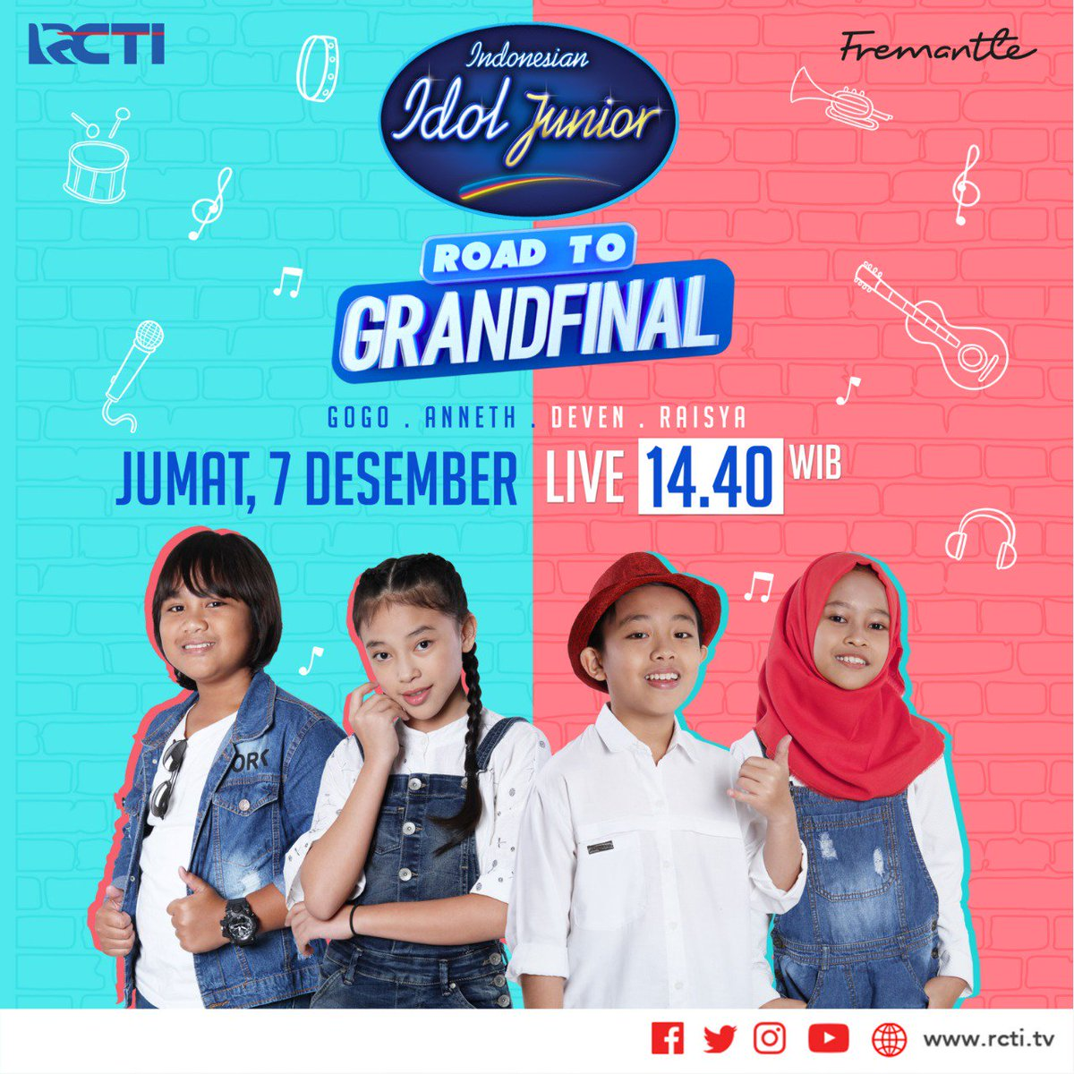 Indonesian Idol Junior 2018