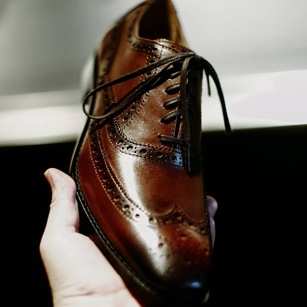 The Way You Going To Move Is Quite Dictated By Your Shoes In Frame Gino Mariani At LotteAvenue Manshoes Businessman Businesscasual