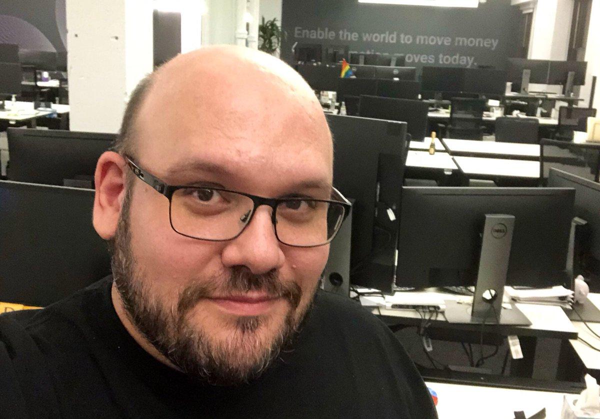 Nik Bougalis es de los desarrolladores más importantes de Ripple y por tanto con una experiencia invaluable en tiempos de Coronavirus.