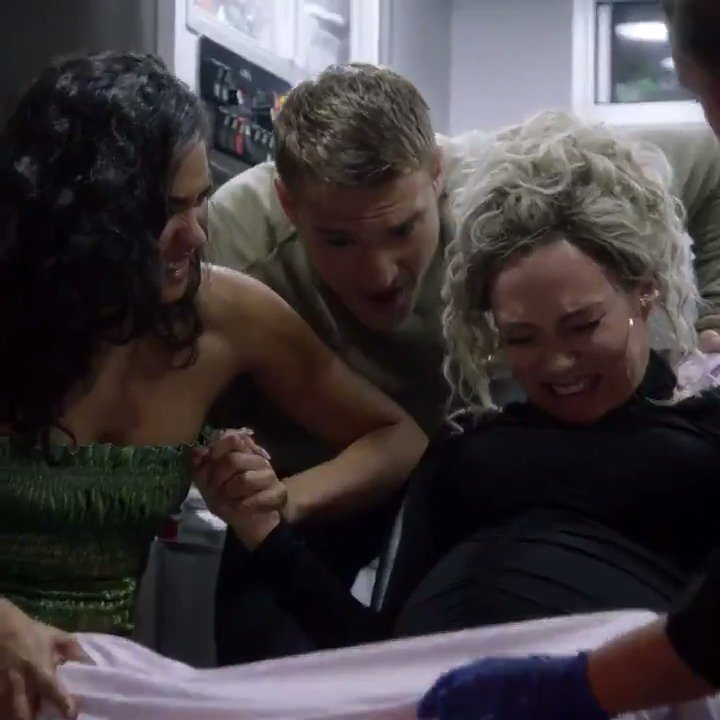 Relive the wildest moment of #STAR thus far: fox.tv/WatchSR 🤰🏼🤯