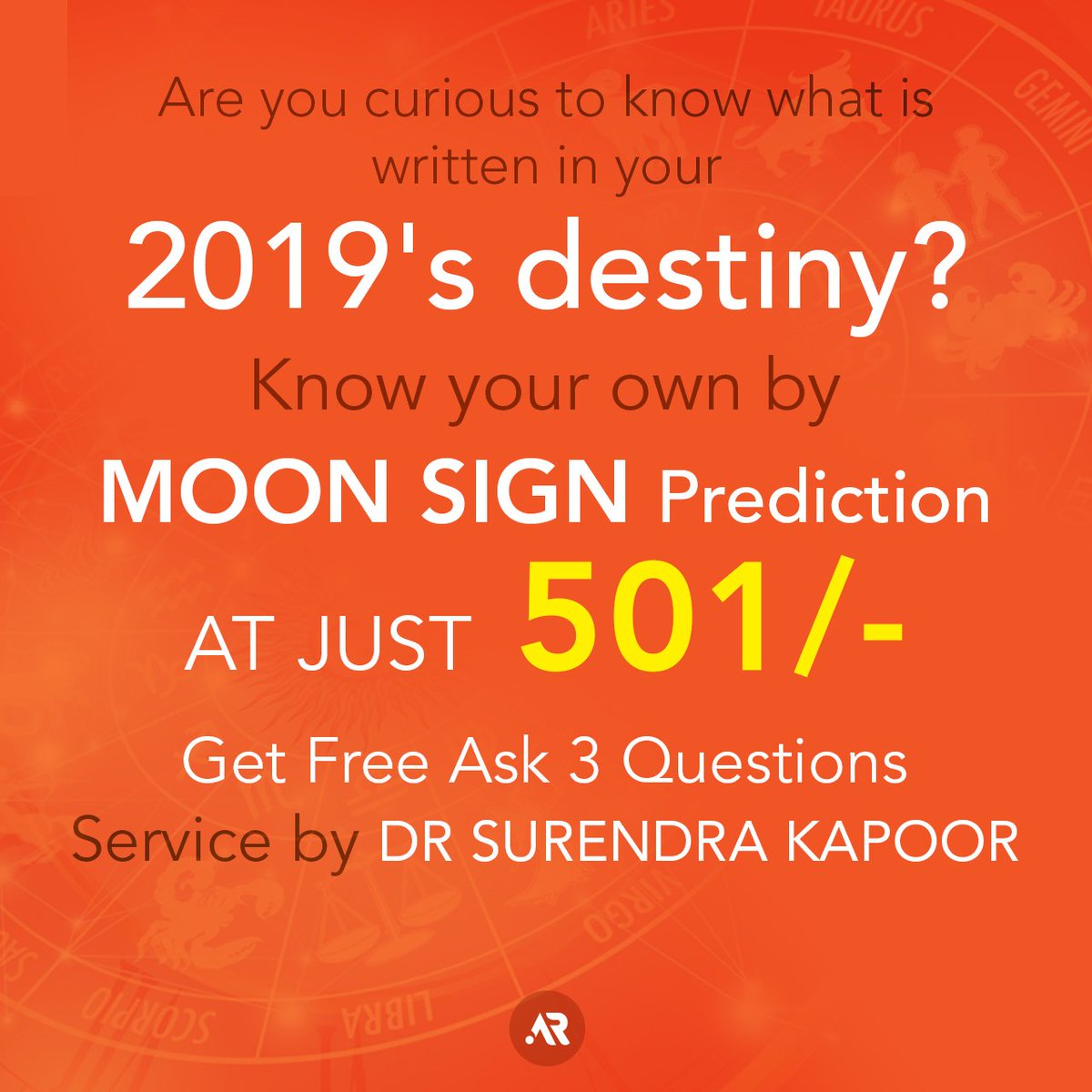 Top Five Moon Sign Astrology Predictions - Circus