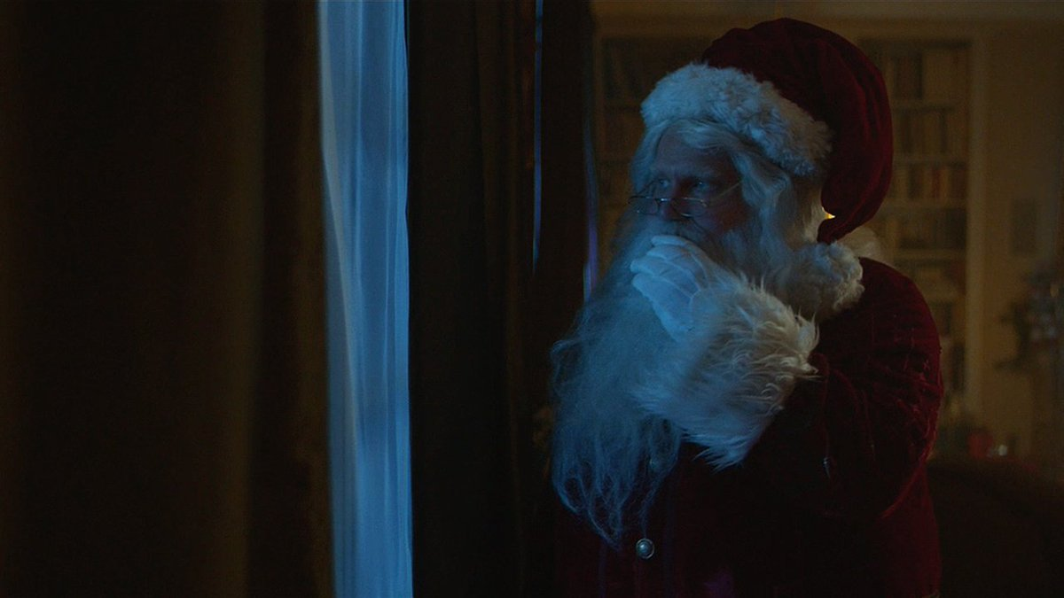 Not the Santa you asked for, but the Santa you deserve. #NewSanta