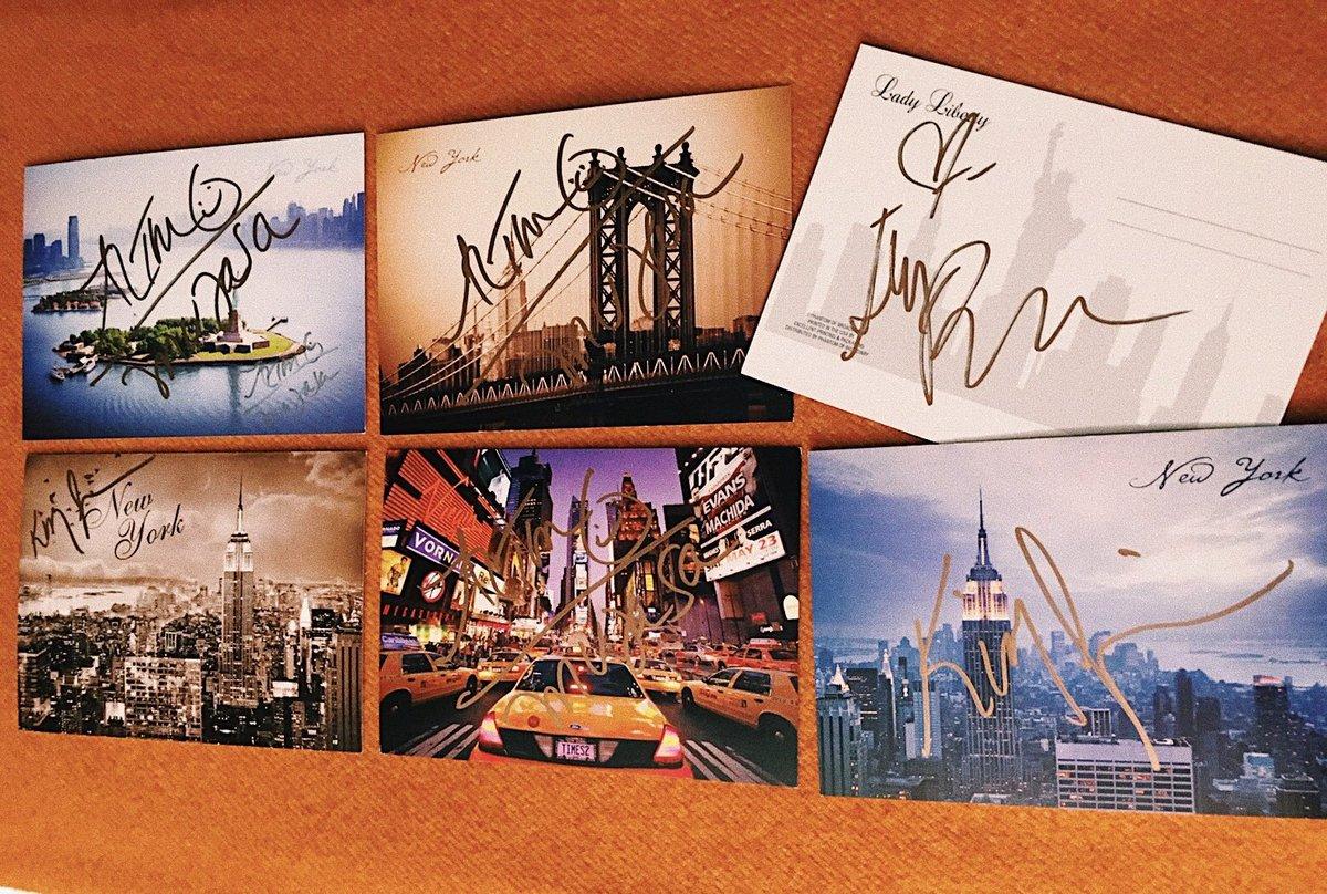 ディズニーブロードウェイヒッツ キャスト直筆サイン入りポストカードを、抽選で15名様にプレゼント‼︎