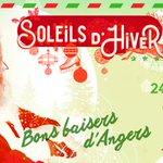 #SoleilsdHiver réouverture de la place de La Rochefoucauld,  station de la navette gratuite tous les Vendredi Samedi Dimanche de 11h à 22h jusqu'au 31 décembre + les lundis 24 et 31 décembre - Départ toutes les 15 minutes -