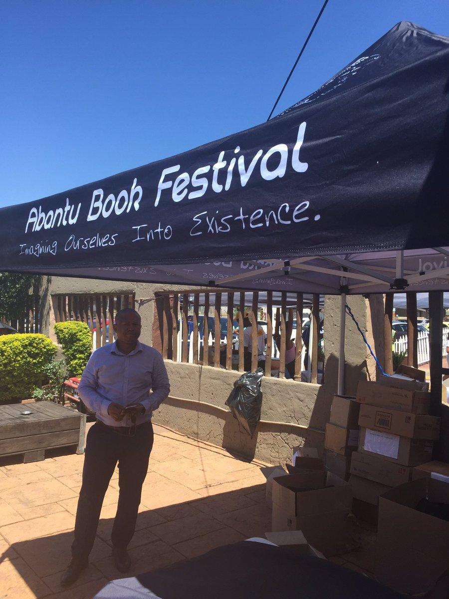 We're excited to be at the 2018 @Abantu_ Book Festival, an annual pilgrimage – the Moria – for black writers and readers held in SOWETO, to celebrate the rich and diverse African literary heritage. Included in this year's line up is author and feminist, @NgoziChimamanda 📚 https://t.co/rkvJv9MNpN
