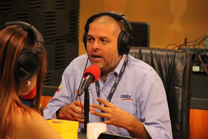 #EnDirecto 🔴| Dir. Proyectos Estratégicos de la Cantv, Antonio Rojas: Con este sistema podemos tener dominio y control de nuestro dinero (…) no es necesario tener un punto de venta, el cual es muy costoso obtenerlo para empezar a comercializar #GMVVHito2Millones400Mil Foto