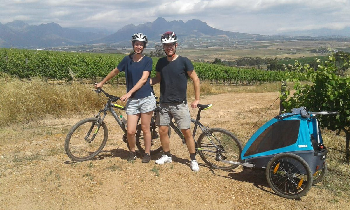 The Fun in Family Bicycle Tours | Bikes 'n Wines