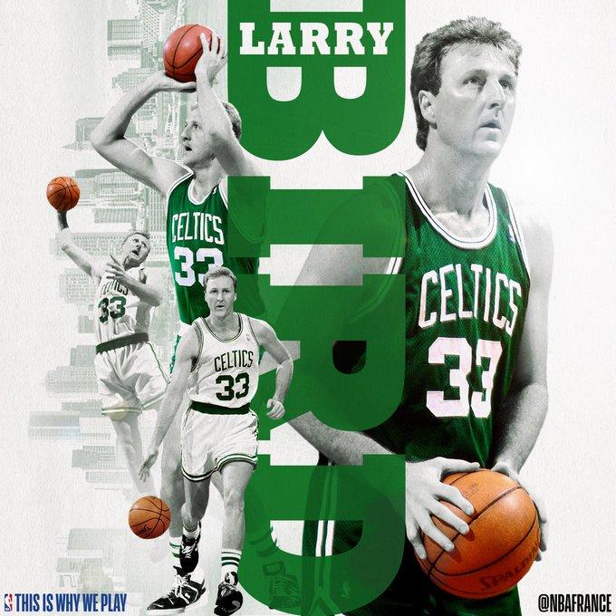 Happy birthday, Larry Bird.