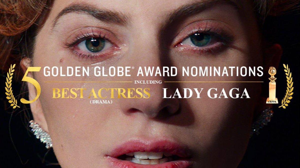 LVL GAGA's photo on Golden Globe
