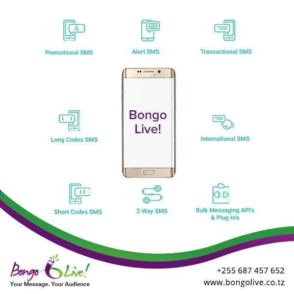 Bongo Live BongoSMS Twitter Best Love Sms Tz