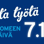 Image for the Tweet beginning: #Avainlippu salkoon ja hyvää #ostatyötäsuomeenpäivä