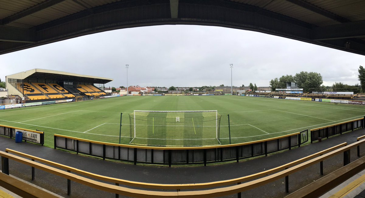 🎟 Tickets are now only available in two areas:  Home fans - Popular side, opposite the main stand (uncovered terracing).  @TranmereRovers supporters - the Willow Catering Stand (Blowick End), uncovered terracing also.  The Jack Carr and Main Stand are sold out. #EmiratesFACup  – at Merseyrail Community Stadium