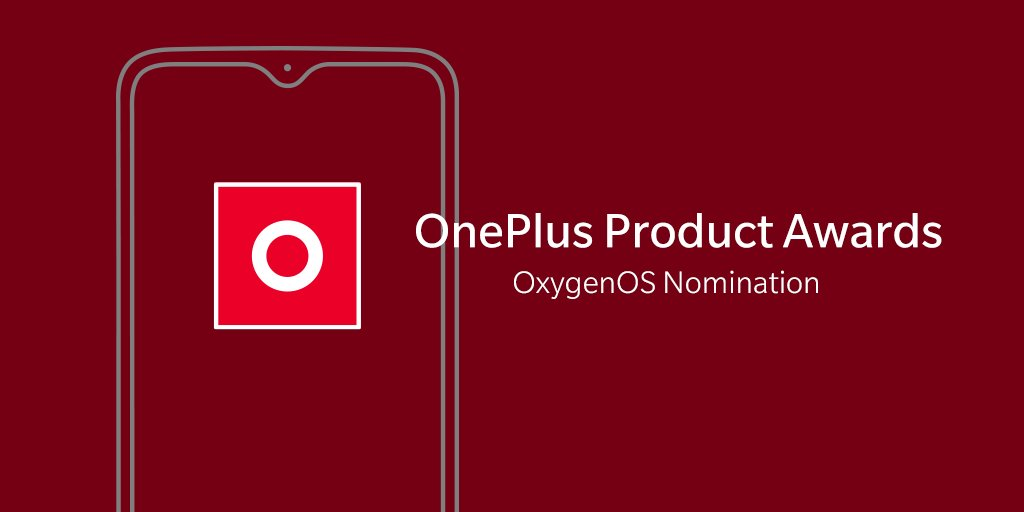 Its time for the OnePlus Product Awards! Check out our software teams nomination. onepl.us/pa_oos