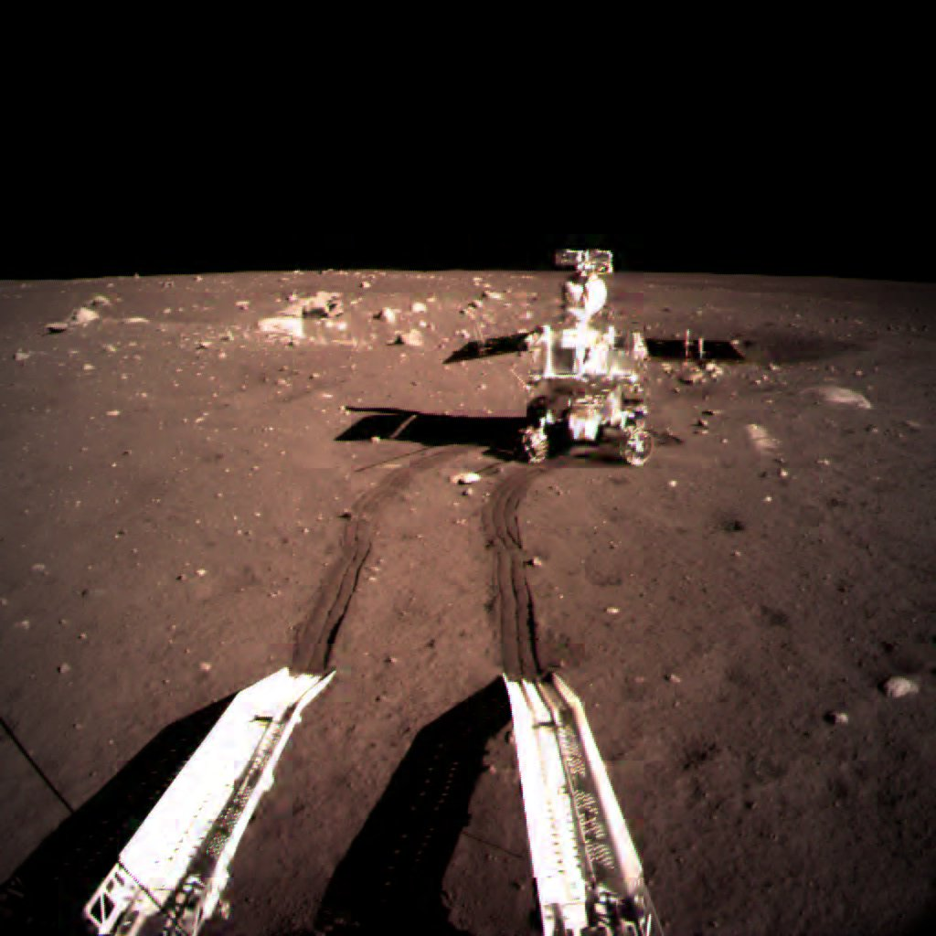 chinese moon rover - HD1024×1024