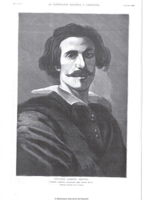 Hoy celebramos el día del #OrgulloBarroco, que coincide con el aniversario del nacimiento de Bernini Photo