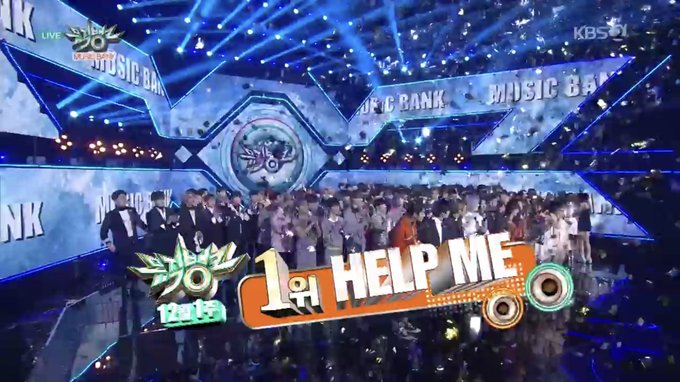 GOOD BYE STAGE MEANS GOOD NEWS TO OUR BOYS! Congrats NUBLEs and LOVEs. GOOD JOB #HelpMe_1stWin Photo