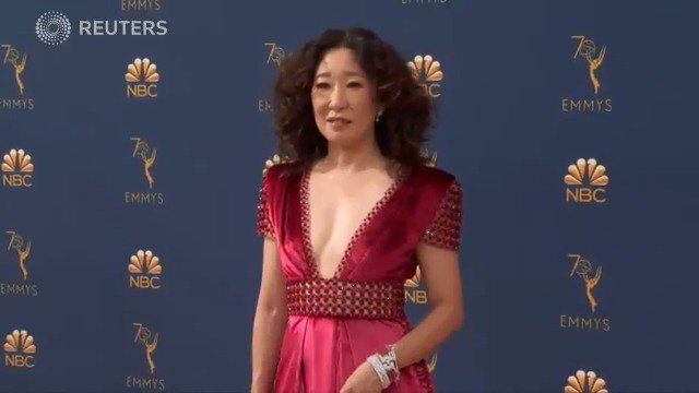 Sandra Oh, Andy Samberg to host the 2019 Golden Globes, which boasts its most diverse set of nominees ever https://reut.rs/2Pp6SEH
