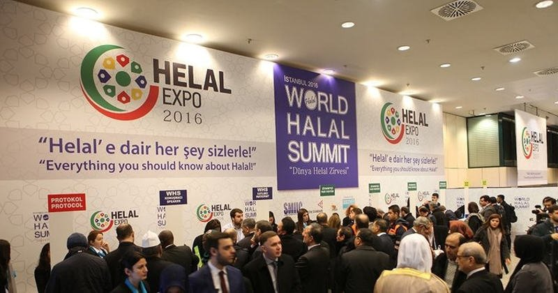 OIC Halal Expo In Istanbul Attracts 40,000 From 80 Countries https://www.halaltimes.com/article/oic-halal-expo-istanbul-attracts-40000-80-countries…