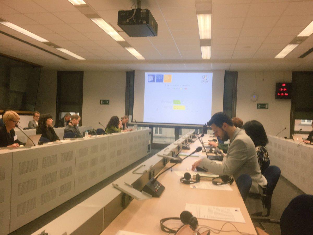 Protection of #whistleblowers raises particular concern in EU    Says @eldaelda outlining #MPM2017 #mediafreedom @EFJEUROPE<br>http://pic.twitter.com/qXzYdqJp2o
