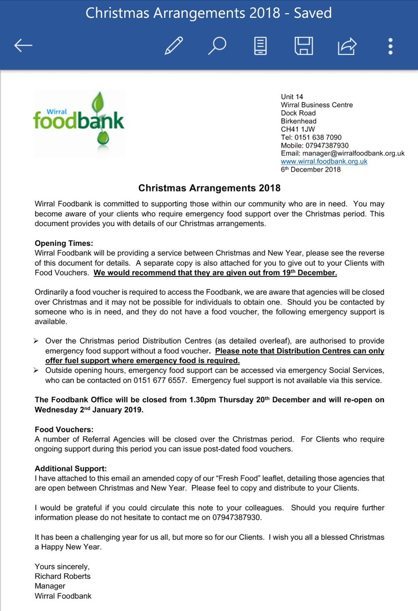 Wirralfoodbank Hashtag On Twitter