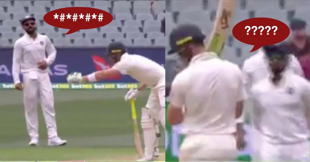 Sportzwiki On Twitter Rishabh Pant Virat Kohli Continuously Sledge Tim Paine And Making Him Uncomfortable Watch Here Https T Co Xfy4tj0dca Ausvind Ausvsind Https T Co Oo9tcc0obg