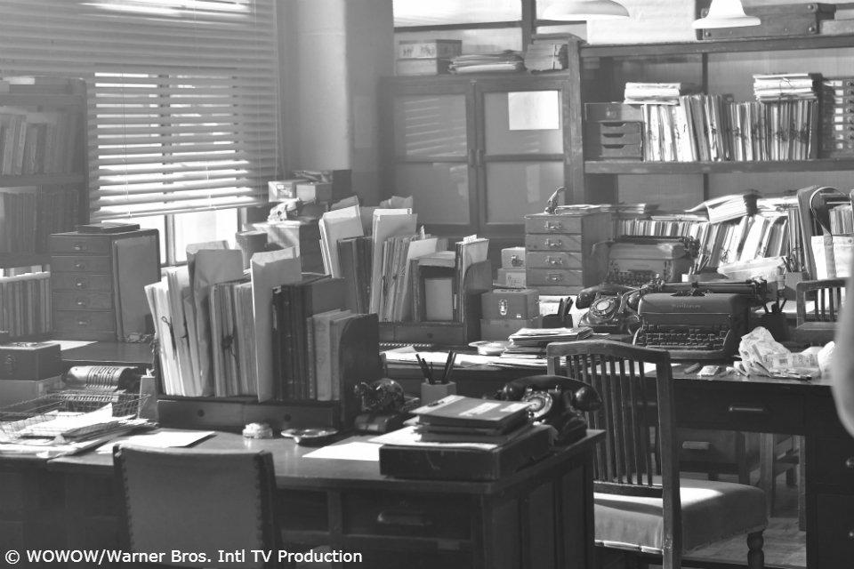 「連続ドラマW コールドケース2 ~真実の扉~」 本シリーズで最も古い時代1954年を描いた第九話。