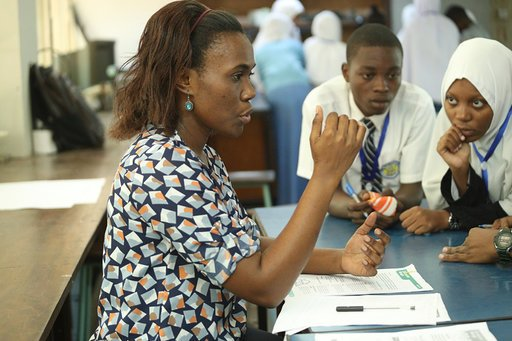 The Institute of Physics in London have been working with schools in Tanzania to help students learn about the relationship between science and business as part of the Future STEM Business Leaders programme. #FUTURESTEMTZ <br>http://pic.twitter.com/cb5Gy088wf
