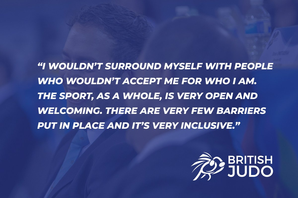 Our final 2018 #RainbowLaces blog comes from BJA Performance Adminstrator & international referee, Stefan Newbury  Stefan talks about his experiences within judo and the importance of having allies to the LGBT community  Read More: https://www.britishjudo.org.uk/rainbow-laces-2018-stefan-newbury-blog/ …  #MoreThanASport 🏳️‍🌈🌈🥋