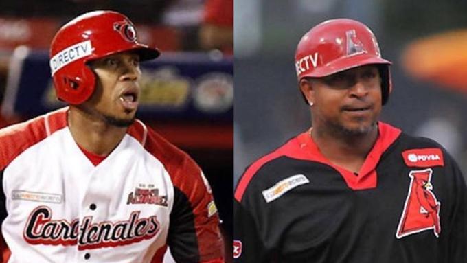 El deporte en Venezuela está de luto: Luis Valbuena y José Castillo El Hacha murieron en un accidente automovilístico #7Dic Photo