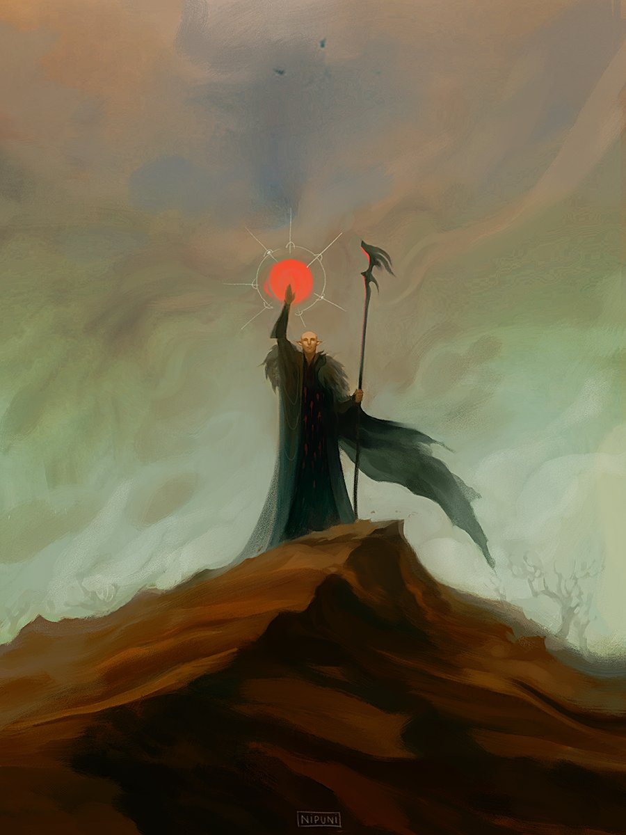 I am beyond excited!!! He is back!!! I love him!!! #TheDreadWolfRises #DragonAge4 #DragonAge #bioware #illustration