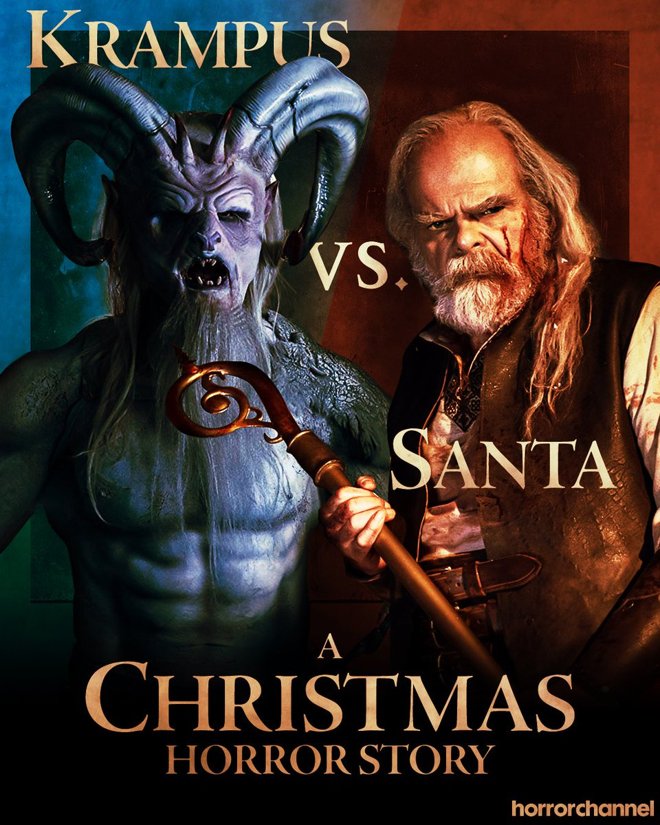 A Christmas Horror Story.Horror Channel On Twitter A Fear Filled Festive Anthology