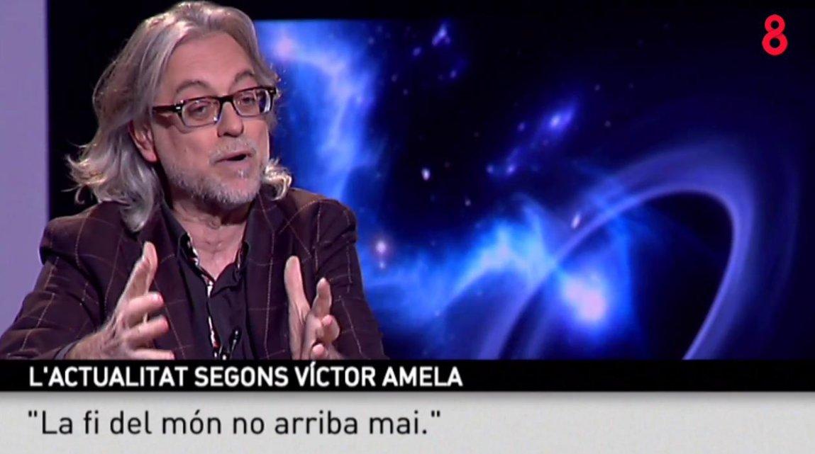 #Play8tv | 👥 En directe a #LaNita8tv, el nostre 'columnista', @amelanovela 👉 https://t.co/BD3fj294vo https://t.co/bNeT3ngHHp