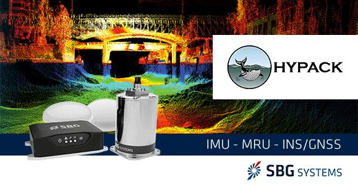 Visit us booth #25 during @Hypack Training Event in Corpus Christi, TX, to learn more about our #Inertial Navigation Systems including our new Navsight solution, ideal for #Hydrography --> http://bit.ly/2GMUtM7