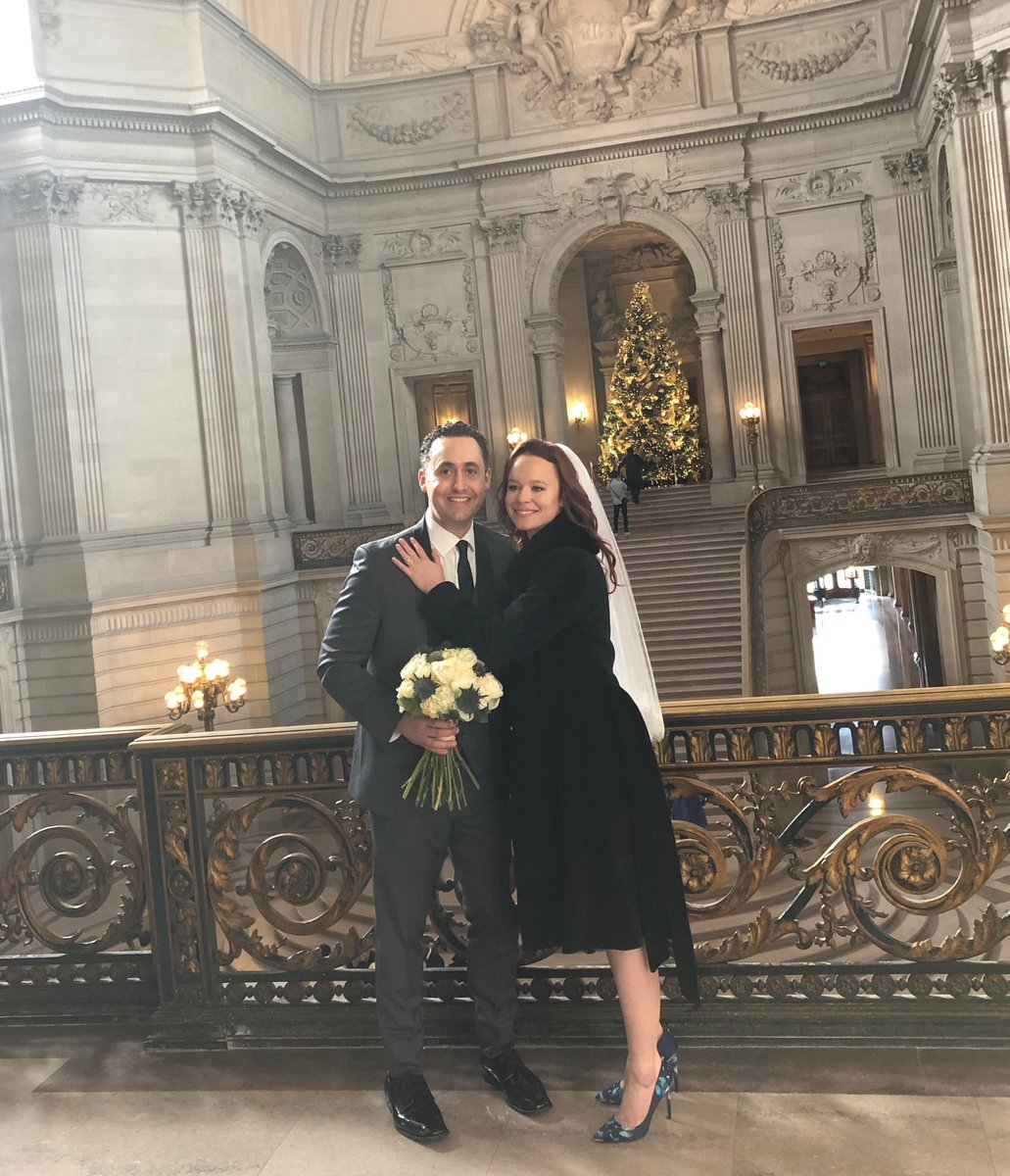 Thora Birch On Twitter Its Done Im A Married Woman Now This