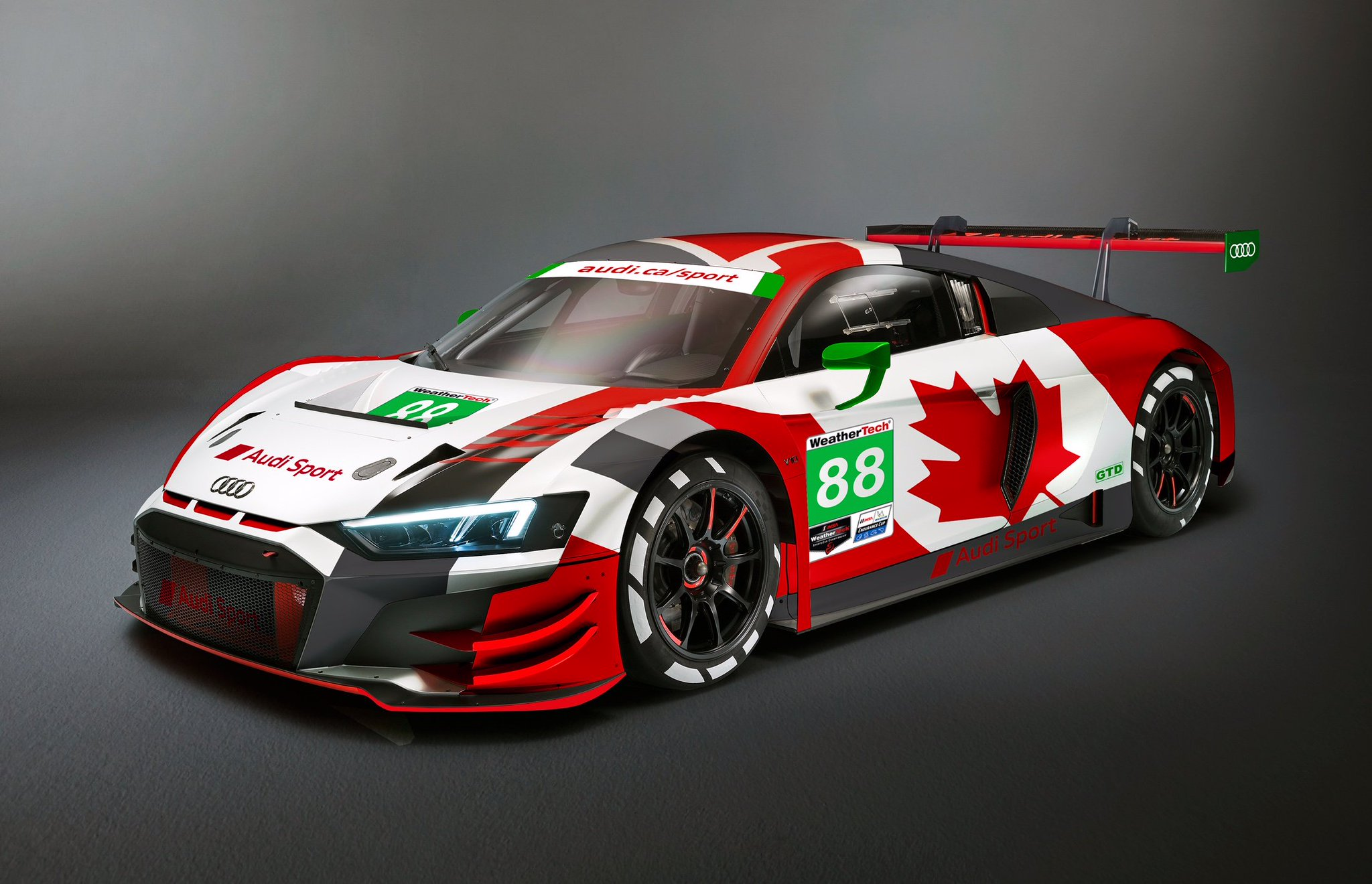 Audi Canada To Field Audi R8 Lms Gt3 Evo For Rolex 24 Audi Club
