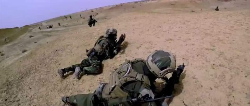 """""""أسد افريقيا 19"""".. تدريبات عسكرية مشتركة بين تونس و أمريكا"""