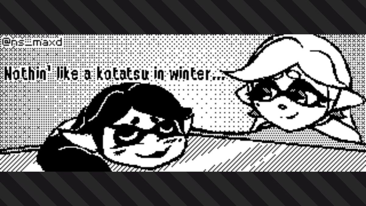 Max Dangaioh On Twitter Nothin Like A Traditional Squidmas Winter