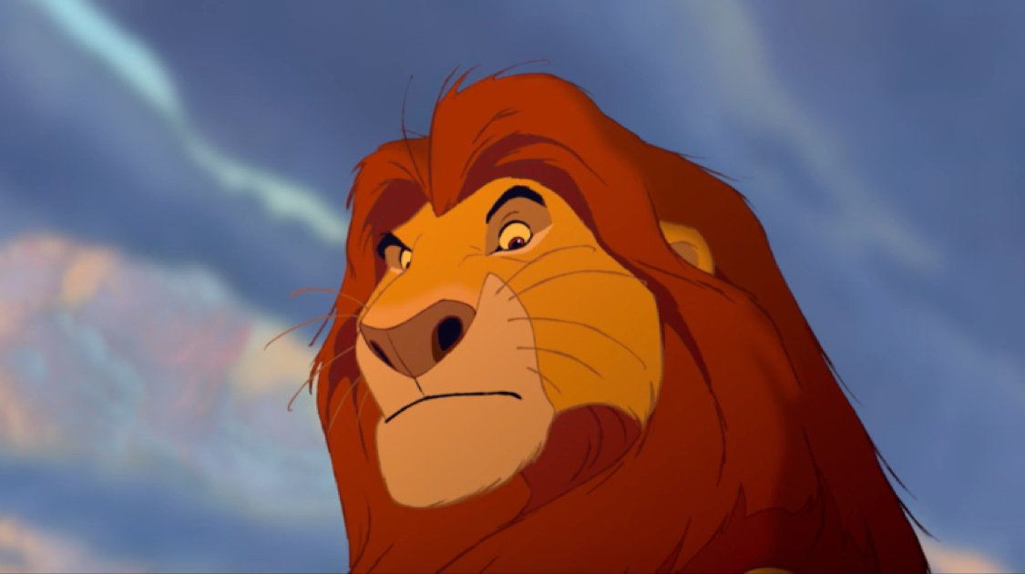 """Disney has successfully trademarked """"Hakuna Matata,"""" the Swahili phrase, which loosely translates to """"no worries"""", """"no problems,"""" or """"no trouble.""""https://trib.al/VypQert"""