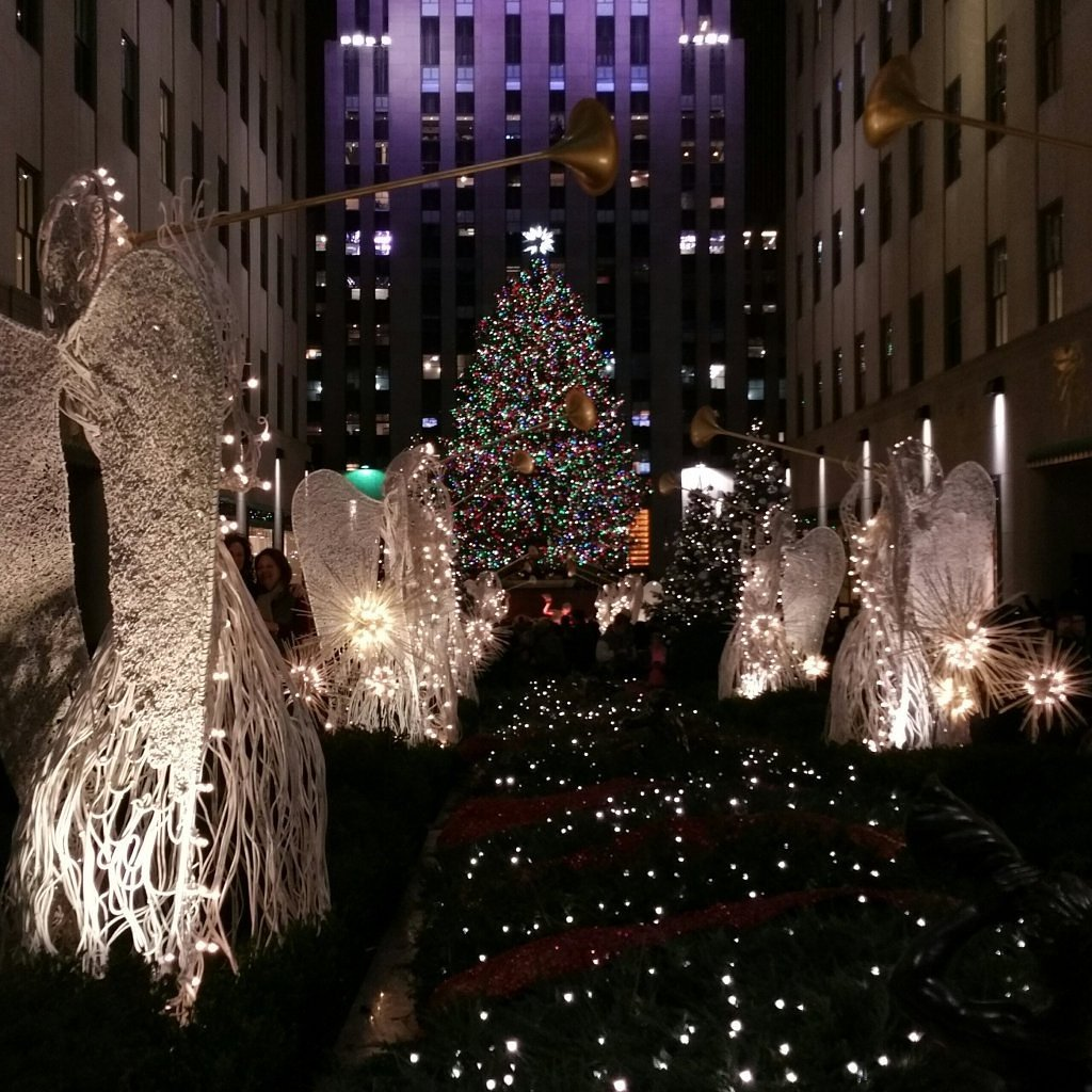 Christmas in New York City🎄🎁🎅