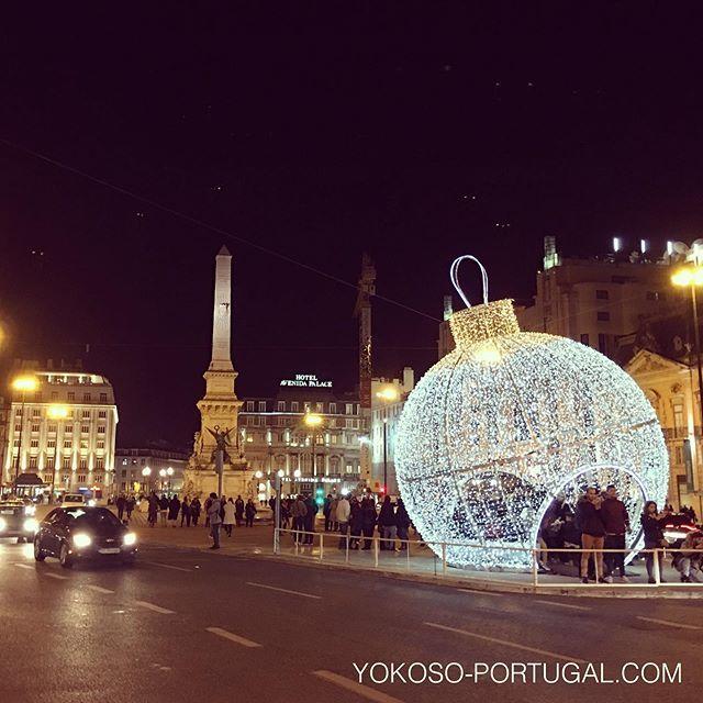 test ツイッターメディア - レスタウラドレス広場のイルミネーション。 #リスボン #ポルトガル #イルミネーション https://t.co/pyr7EobDIo